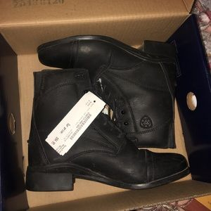 Brand new Ariat riding boots